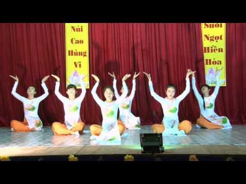 Múa GIÂC MƠ VỀ MẸ của nhóm HOA VÔ ƯU
