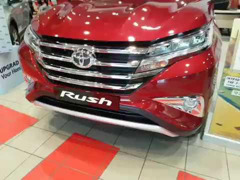 New Toyota Rush 2019 - UAE
