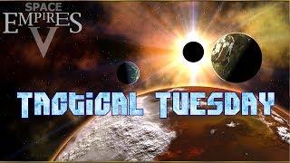 Tactical Tuesday: Space Empires V - Episode 1