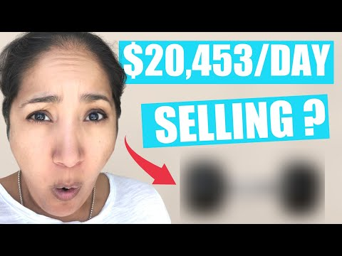 How I Made Over $20k In 1 Day Amazon Dropshipping Selling These Items? thumbnail