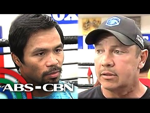 Is Pacquiao using an expensive cream?