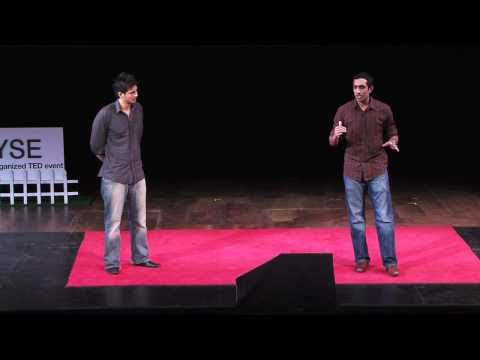 TEDxYSE - Alejandro Velez and Nikhil Arora - The Courage to Ask