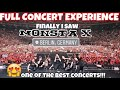 MONSTA X 13072019 In BERLINGermany 😍 FULL KPOP CONCERT EXPERIENCE 🔥 #monbebe