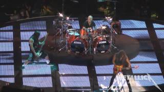 Cyanide-Ride the Lightning-Fuel-Metallica 2012 Mexico City at Sports Palace