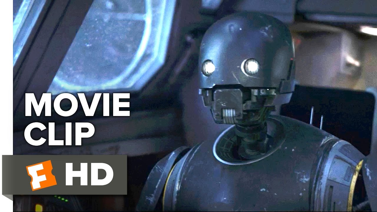 Rogue One: A Star Wars Story Movie CLIP - Chance of Failure (2016) - Movie