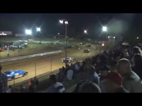 Dixieland Speedway Sportsman Division - Friday July 11, 2014