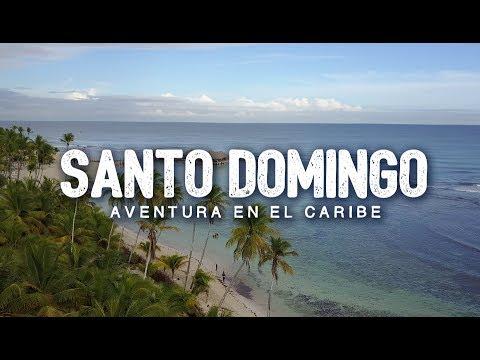 SANTO DOMINGO - AVENTURA EN EL CARIBE!