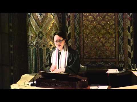 Cantor Angela Buchdahl Presents 2012 HUC-JIR/New York Ordination Address