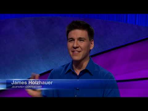 'Jeopardy!' Champ James Holzhauer Reflects On Ken Jennings Comparison