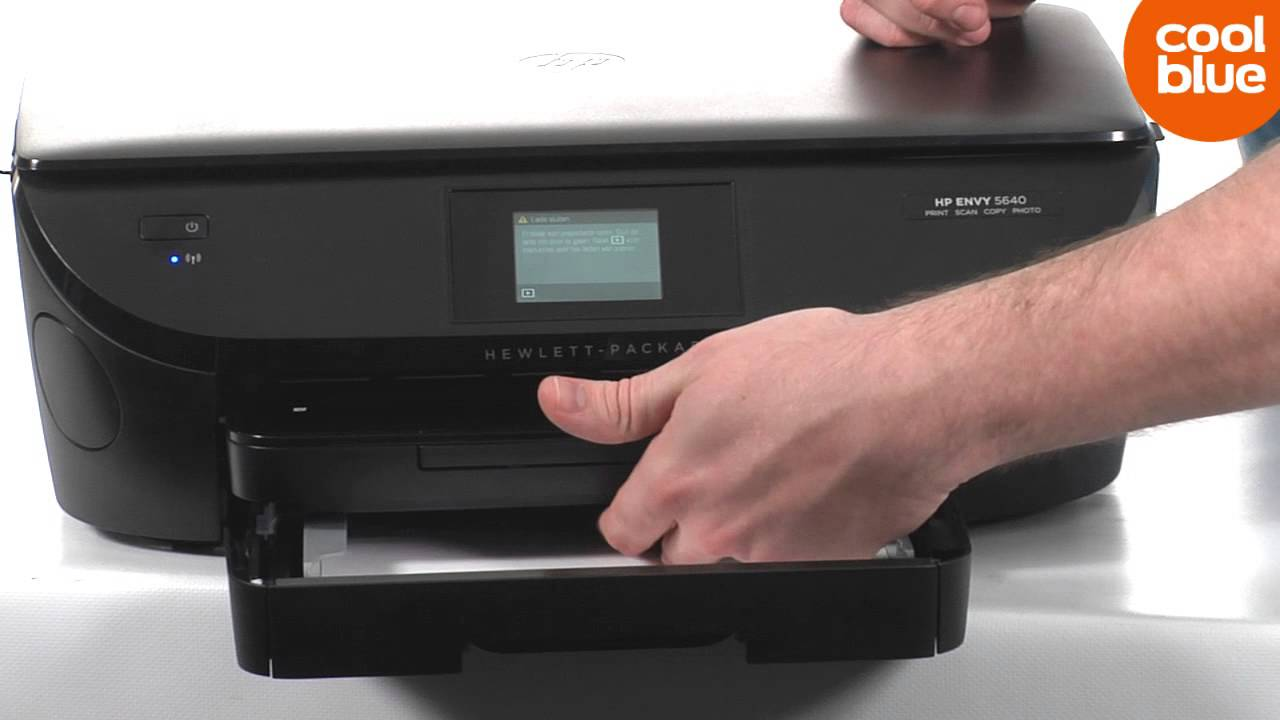 Hp Envy 5640 E All In One Printer Productvideo Nlbe