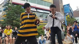 180610 백지영&택연《내귀에 캔디》cover by 4ten 석요셉&윤다훈