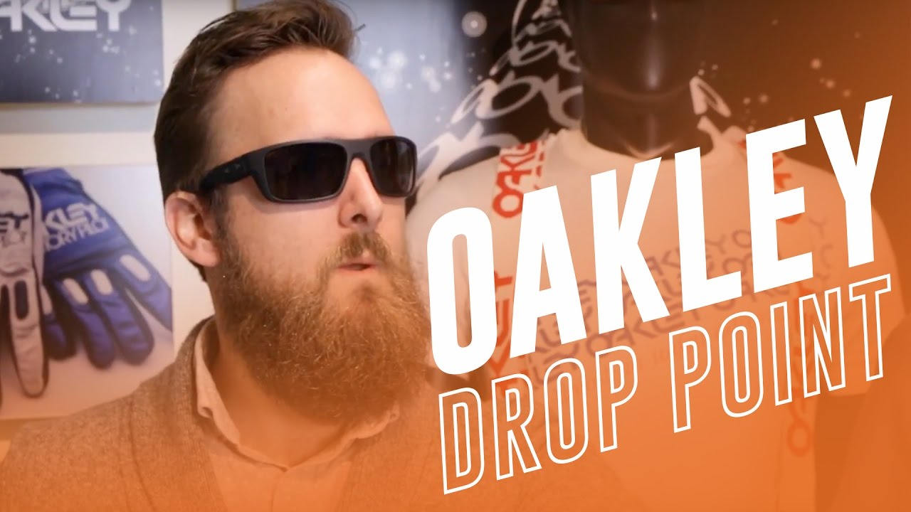 Oakley Drop Point >> Oakley Drop Point Review Sportrx Youtube