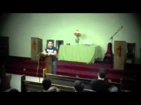 Culto da Mocidade em Itaberaba - Pregação 08/10/2011
