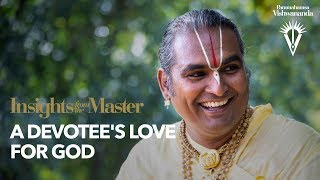 A Devotee's Love f๐r God | Insights from the Master