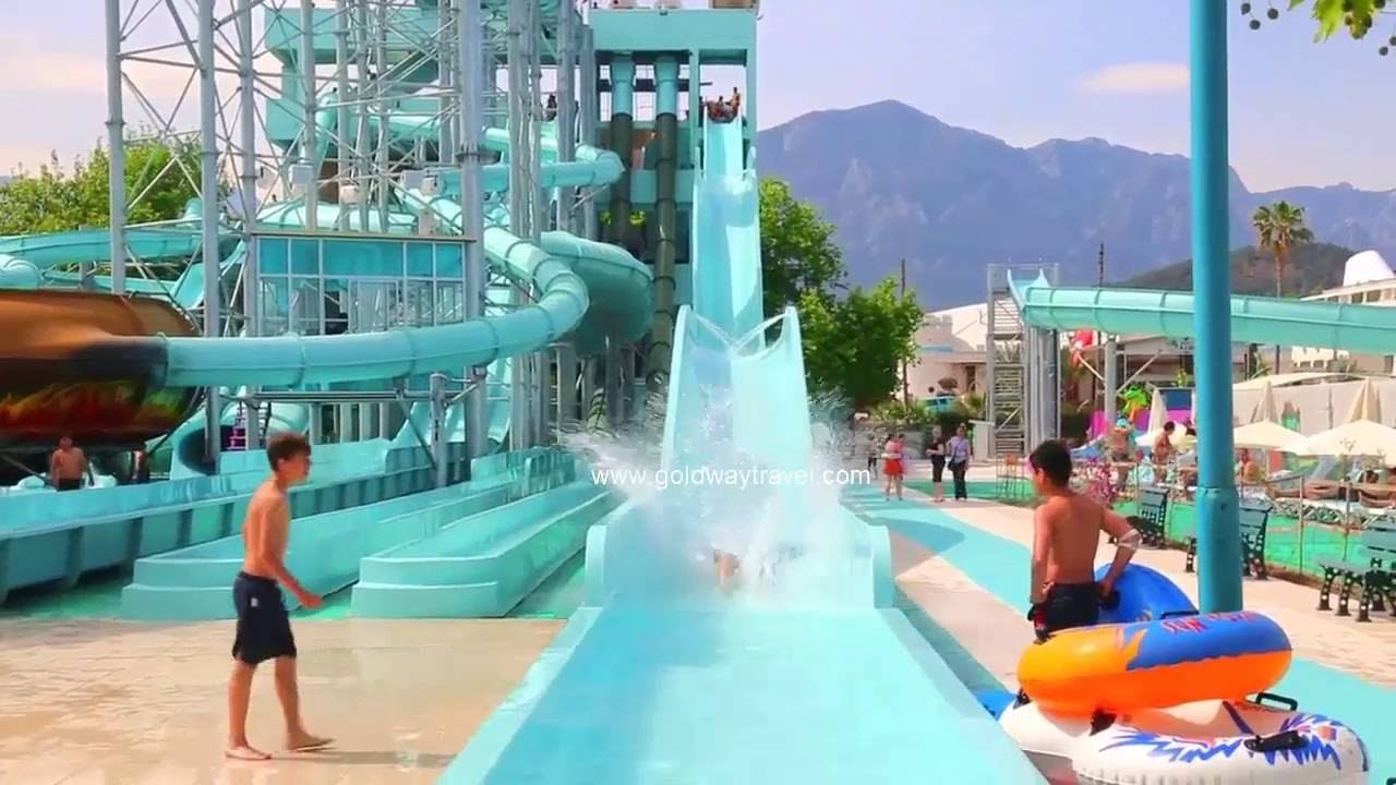 parc aquatique kemer