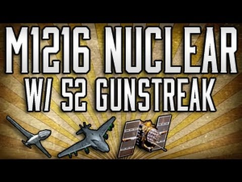 BO2 FAST M1216 Nuclear w/52 Gunstreak on Overflow - YouTube M1216 Gold
