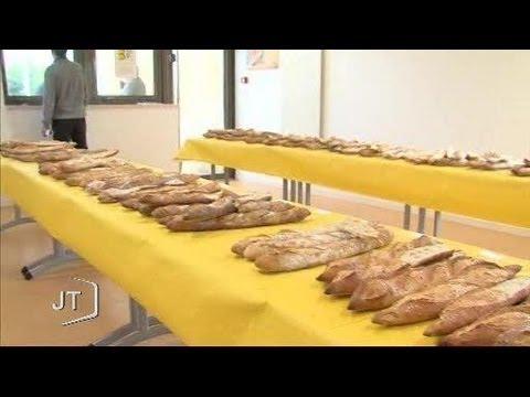 Concours : La baguette de tradition française (Vendée)
