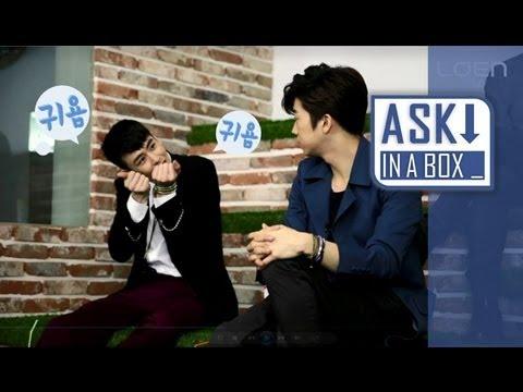 ASK IN A BOX: 2PM(투피엠)_A.D.T.O.Y.(하.니.뿐.) [ENG SUB]