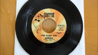 Genesis The Silent sun