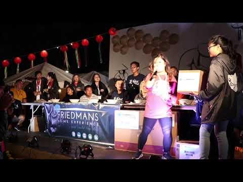 "2018 Pho Eating Competition @ ""TET"" Festival in OC Fair | RainaisCrazy"