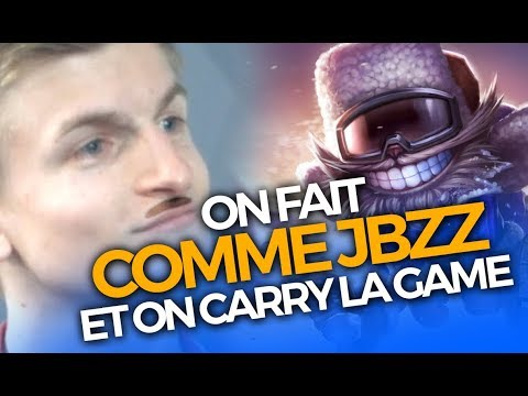 ON FAIT COMME JBZZ ET ON CARRY LA GAME - Ziggs Mid Ranked Challenger