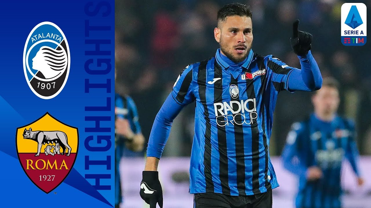 Atalanta 2-1 Roma | Atalanta Score 2 Goals in 9 Minutes to Come From Behind! | Serie A TIM