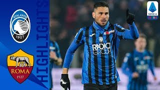 Atalanta 2-1 Roma | Atalanta Score 2 Goals in 9 Minutes to Come From Behind and Win! | Serie A TIM