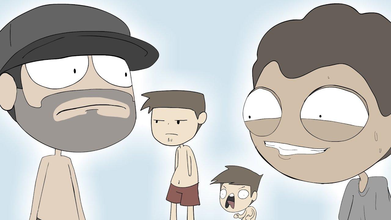 THIAGO VENTURA - TIGAS E O BEACH PARK (Animação) Parte 2