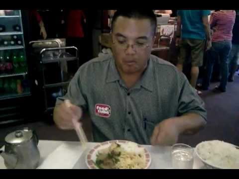 FoodTube.net, Chinese, Kin Wah Chop Suey, Kaneohe, HI
