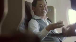 TVCM   シンガポール航空「あなたのくつろぎのために。 / 福建」篇 60秒