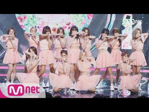 [WJSN - Secret] KPOP TV Show | M COUNTDOWN 160901 EP.491