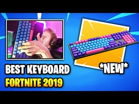 Symfuhny Shows BEST Gaming Keyboard For Fortnite 2019 | Fortnite Daily Funny Moments Ep.322