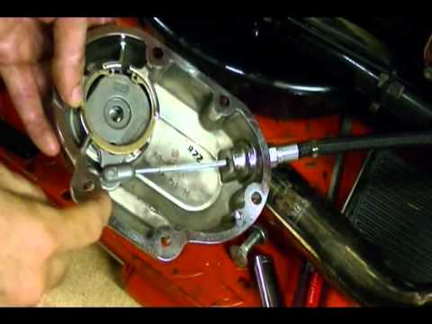 How To Remove The Clutch Cable On A Harley Davidson Big