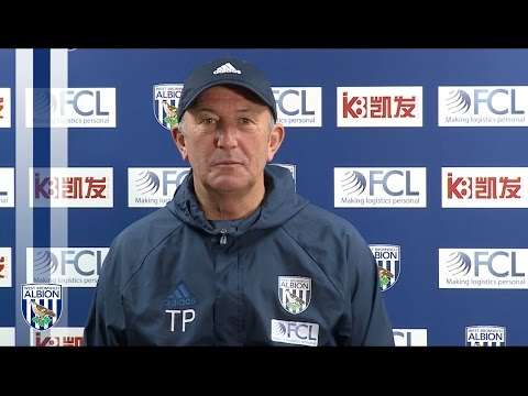 Tony Pulis previews Albion's clash with Leicester City