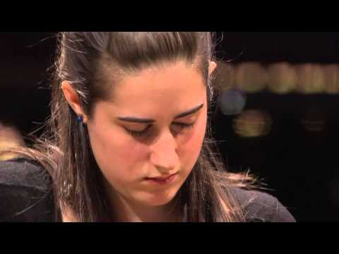 Leonora Armellini – Polonaise-fantasy in A flat major, Op. 61 (third stage, 2010)
