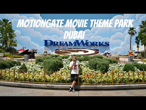 MOTIONGATE Dubai (A Park To Ourselves)