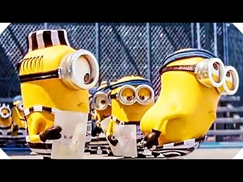 "Thumbnail: DESPICABLE ME 3 - ""Minions Prison Party !' - Movie Clip (Animation MINIONS, 2017)"
