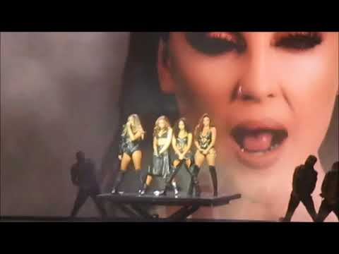 Little Mix: Glory Days Tour 2017 - Intro & Power (Genting Arena - 17/11/2017)