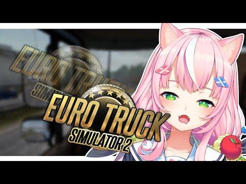 【eurotruck2】 졸음운전은 하면 안 된단 말이지 😴💤 居眠り運転はダメ【NIJISANJI KR】