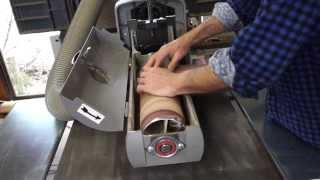 No Fuss Drum Sander: Testing the Supermax 19-38
