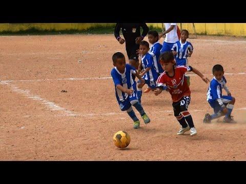 Nueva esperanza (3) VS Juventud Montelibano (2)