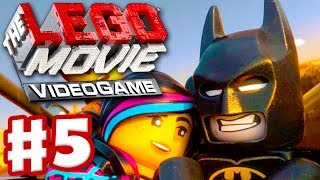 The LEGO Movie Videogame - Gameplay Walkthrough Part 5 - Batman! (PC, Xbox One, PS4)