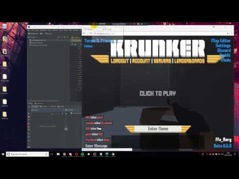 krunker.io mods aimbot url