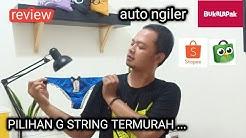 pilihan celana dalam g string termurah di online shop - menthul menthul