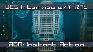 AGN PlanetSide 2 Instant Action: UES Interview with Tramell Isaac