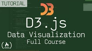 Let's learn D3.js - D3 for data visualization (full course)
