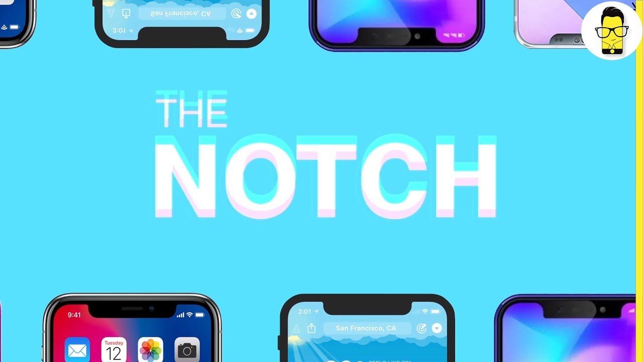 #SayNoToTheNotch: Let's talk about the smartphone notch