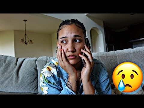 LAUREN DAD CALLED HER AND SHE BROKE DOWN (EMOTIONAL)