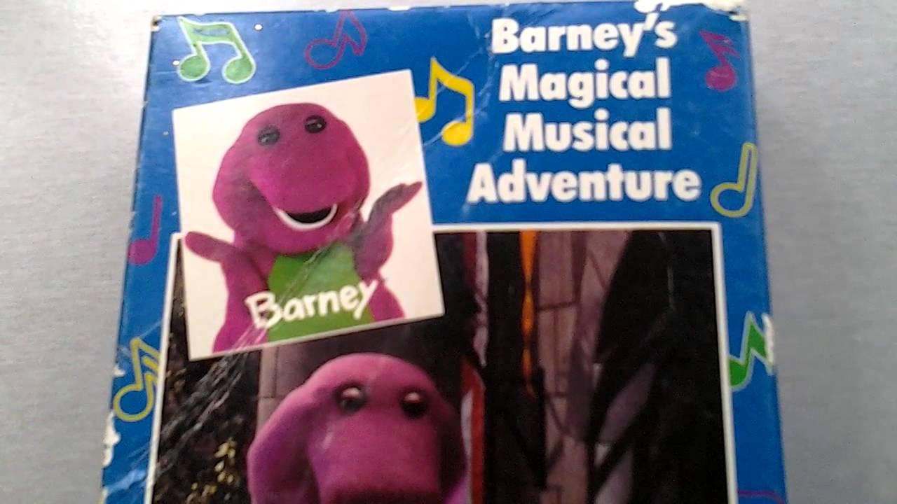 Musical Adventure Magical Horse Barney