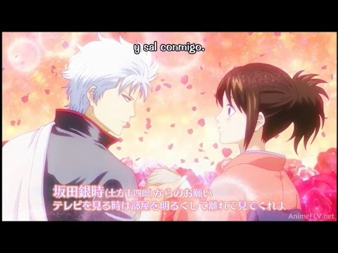 gintama otae and gintoki - photo #49